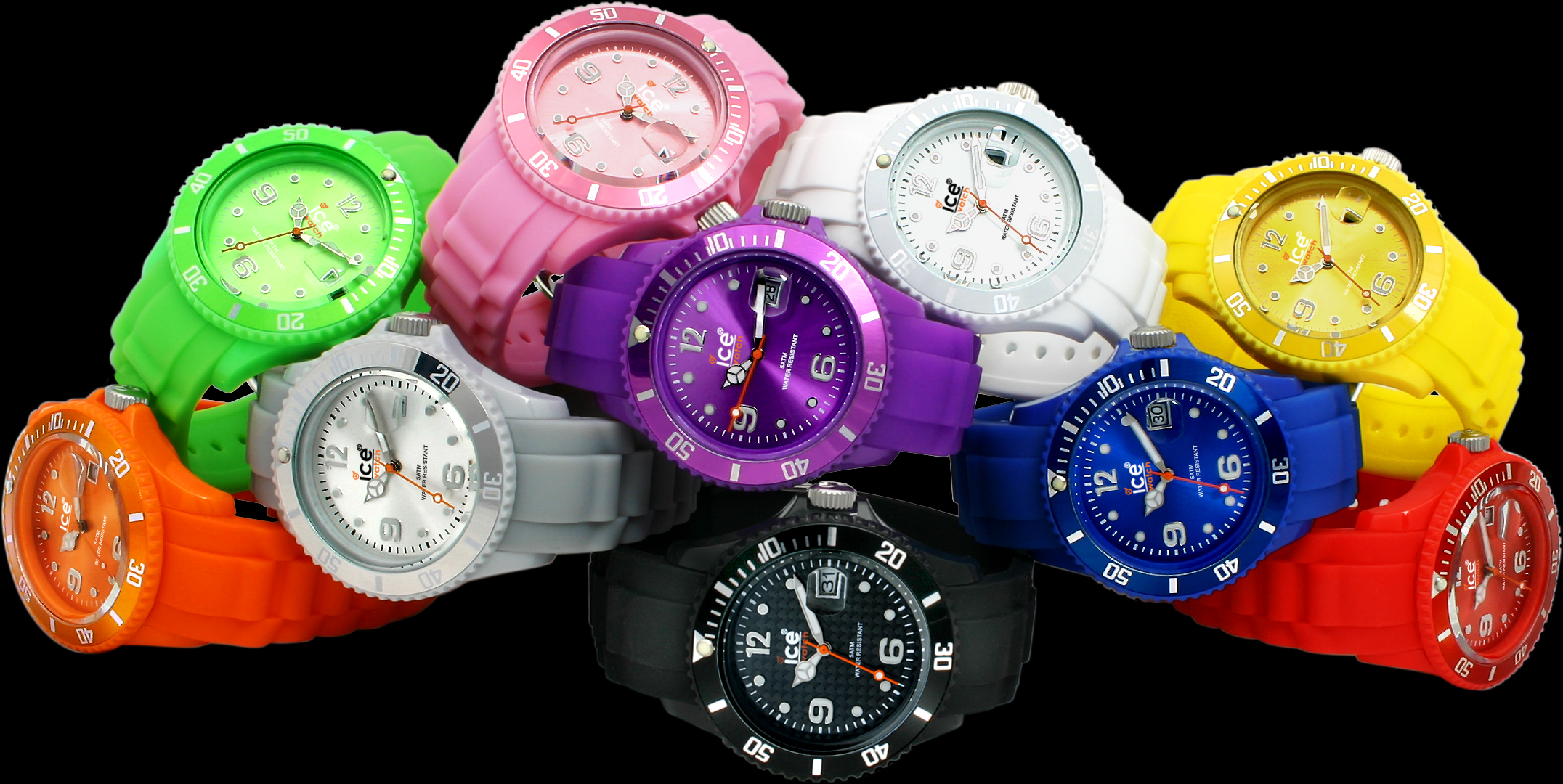 Ice Jelly Watches from Ice Watches