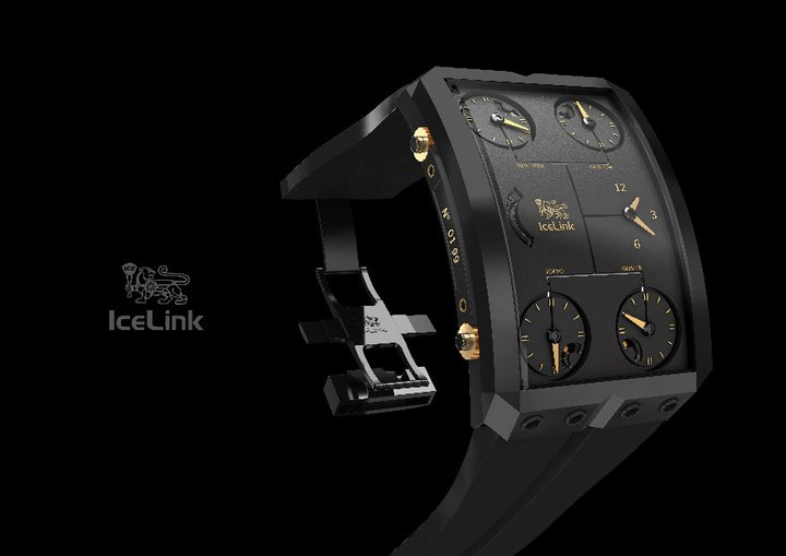 IceLink Zermatt Watch Limited Edition