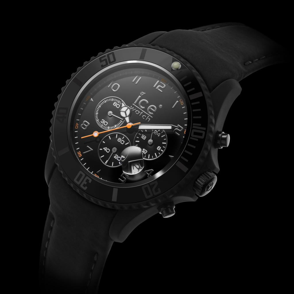 ice chrono matt watches from ice watch now available tic. Black Bedroom Furniture Sets. Home Design Ideas