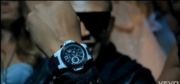 RXTR x LTD Collaborative watches as seen on Taio Cruz | Tic Watches
