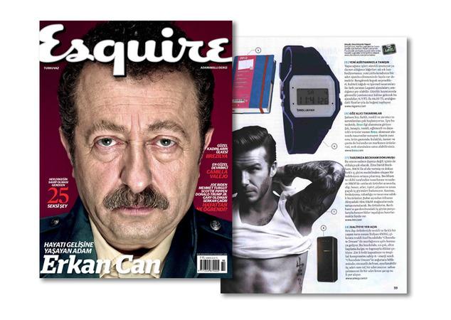 Breo Luminex Navy Esquire Magazine