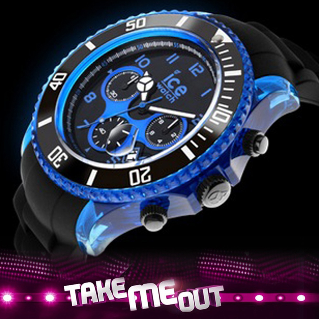 Ice Watch Sponsors Take Me Out