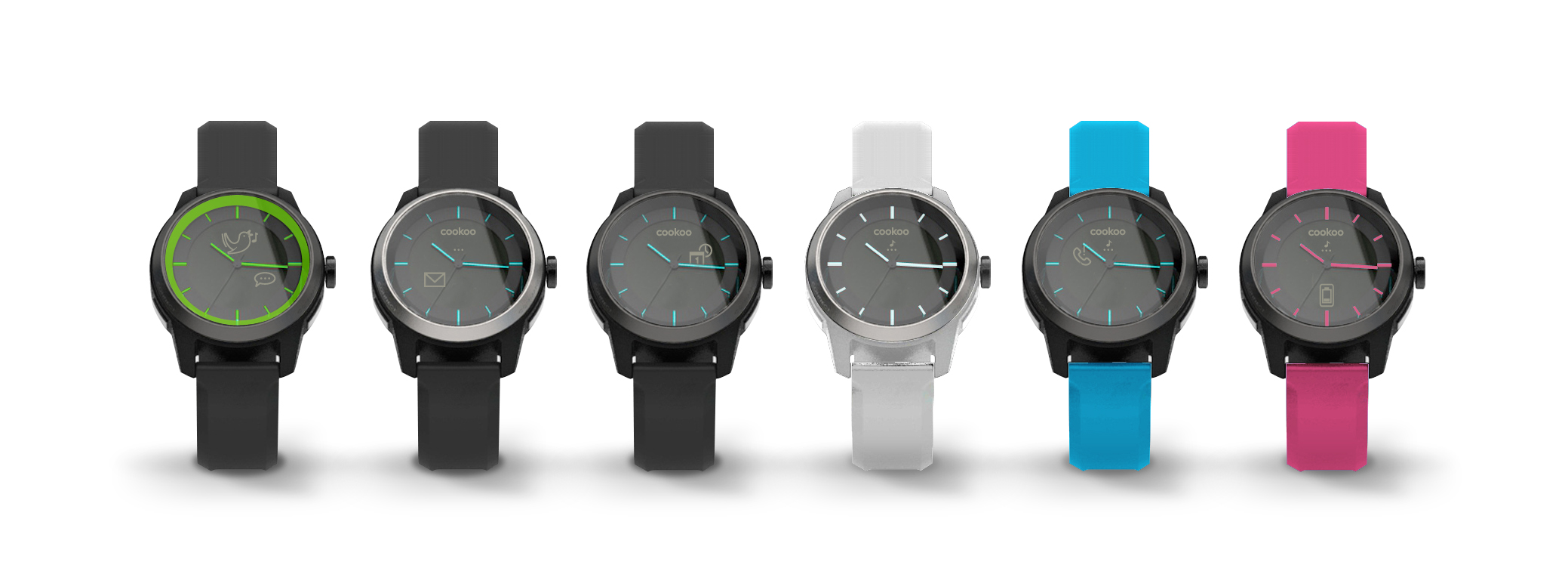Cookoo Smart Watch | Tic Watches