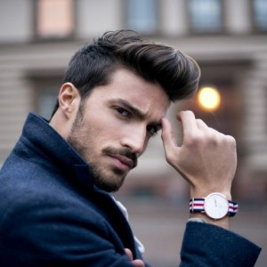 Mariano Di Vaio Daniel Wellington Canterbury watch UK