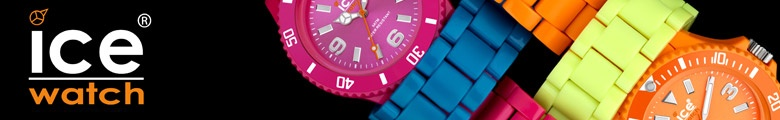 Plastic Ice-Watch Pink Watches