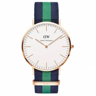 Win any Daniel Wellington Watch from Tic Watches