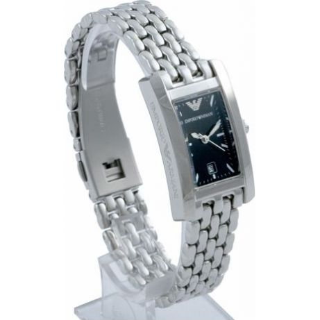 Emporio Armani Watches AR0116 Stainless Steel Womens Designer Watch St