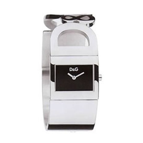 D&G Watches Is Forever Silver Bracelet Womens Watch DW0221 Strap: Stee