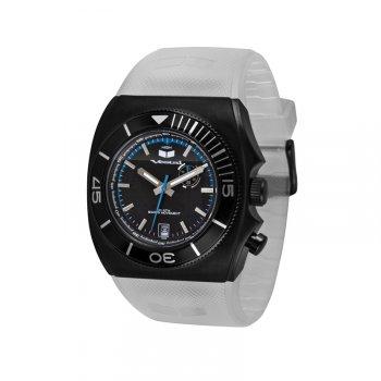 Vestal Watches Shiv Tide Black Watch SHV005 Strap: Silicon