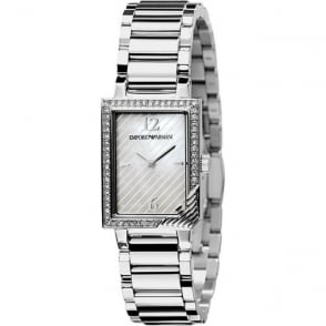 Armani Watches Womens Stainless Steel Watch AR0758