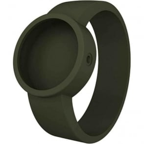 OClock Watches Olive Green Watch Strap OCS13