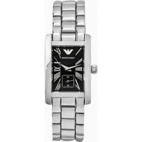 Armani Watches AR0157 Stainless Steel Womens Luxury Watch - Medium