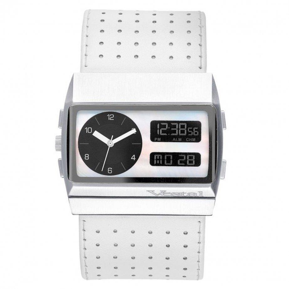 Vestal Monte Carlo White Pearl Watch Mcw002 | Buy Vestal Monte Carlo