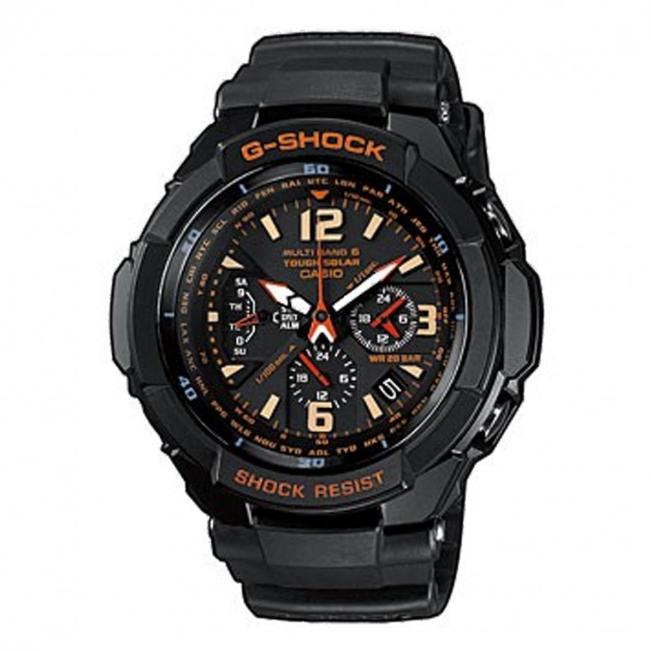 Casio Mens G-Shock Mudman Watch G-9300-1ER - Men's Watches from