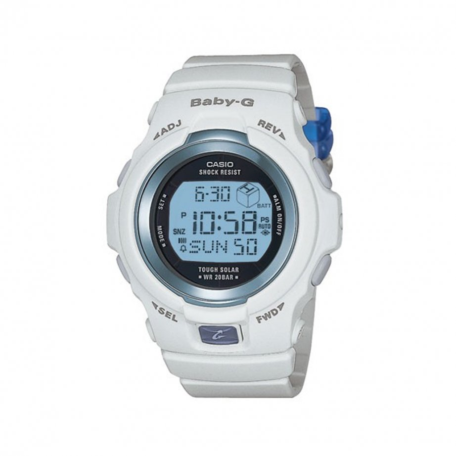 Baby-G G-Ms Watch (White) $160