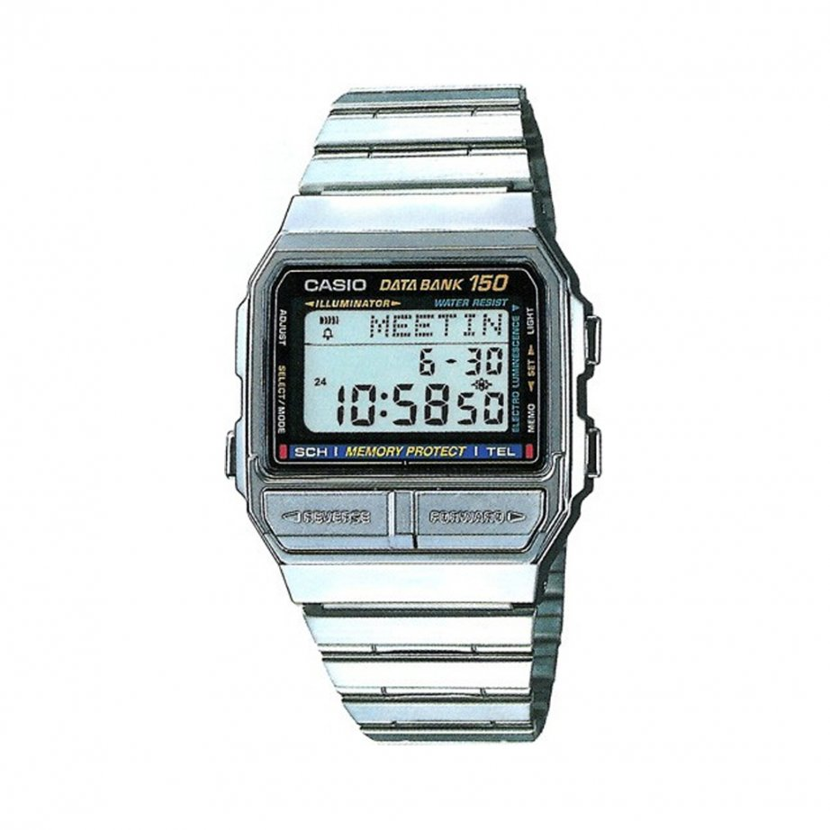 Stainless steel classic casio digital watch buy stainless steel classic casio digital watch for Watches digital