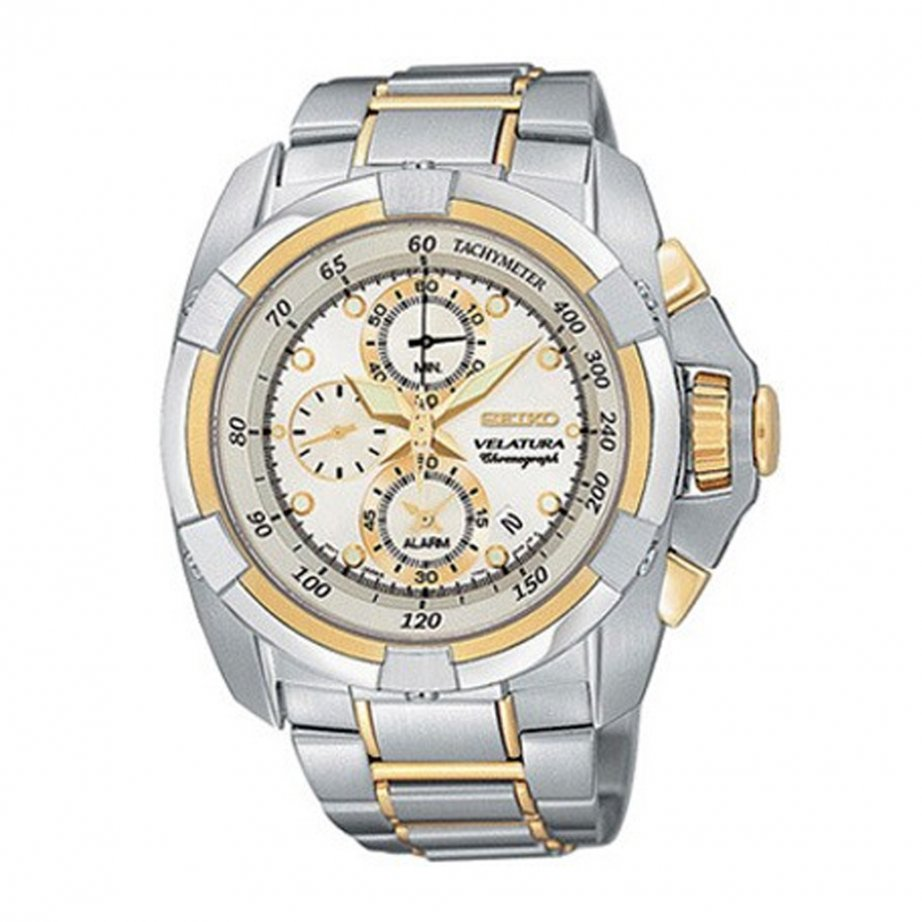 Seiko Velatura Chronograph Mens Watch Buy
