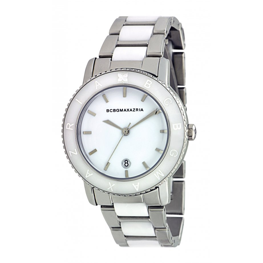 Boccia Titanium Women's Analogue White Ceramic Bracelet Watch B3196-01