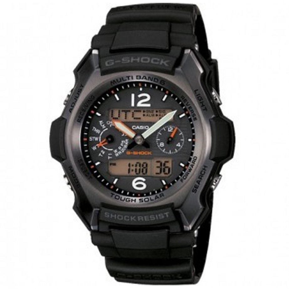 Klockit - Men's Casio GW2310FB-1 Atomic Solar G-Shock Watch