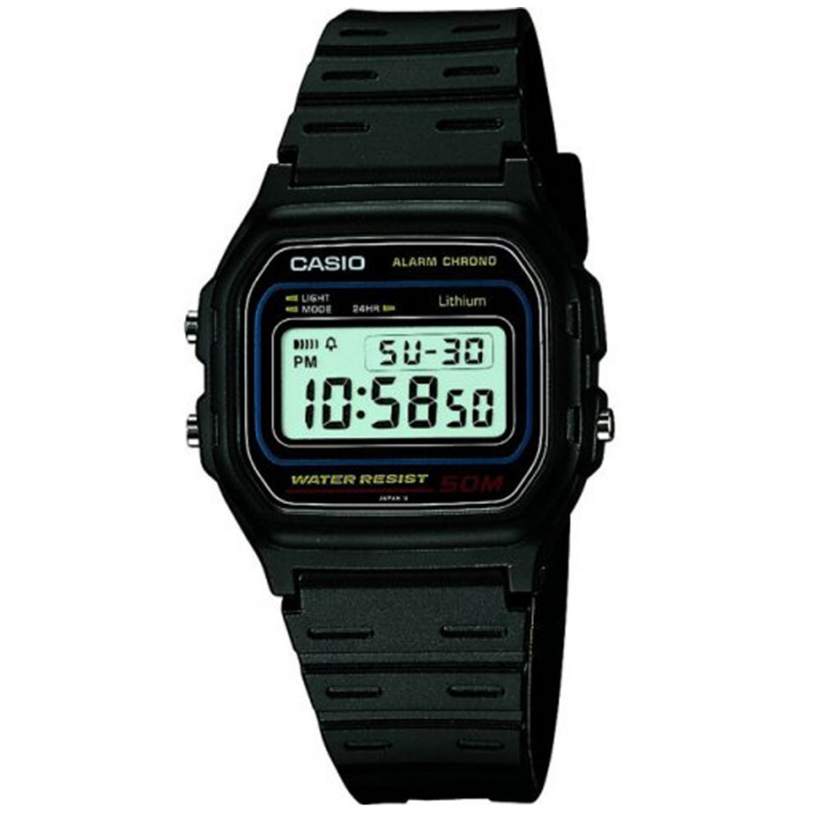 casio classic digital w 59 1vqes buy casio