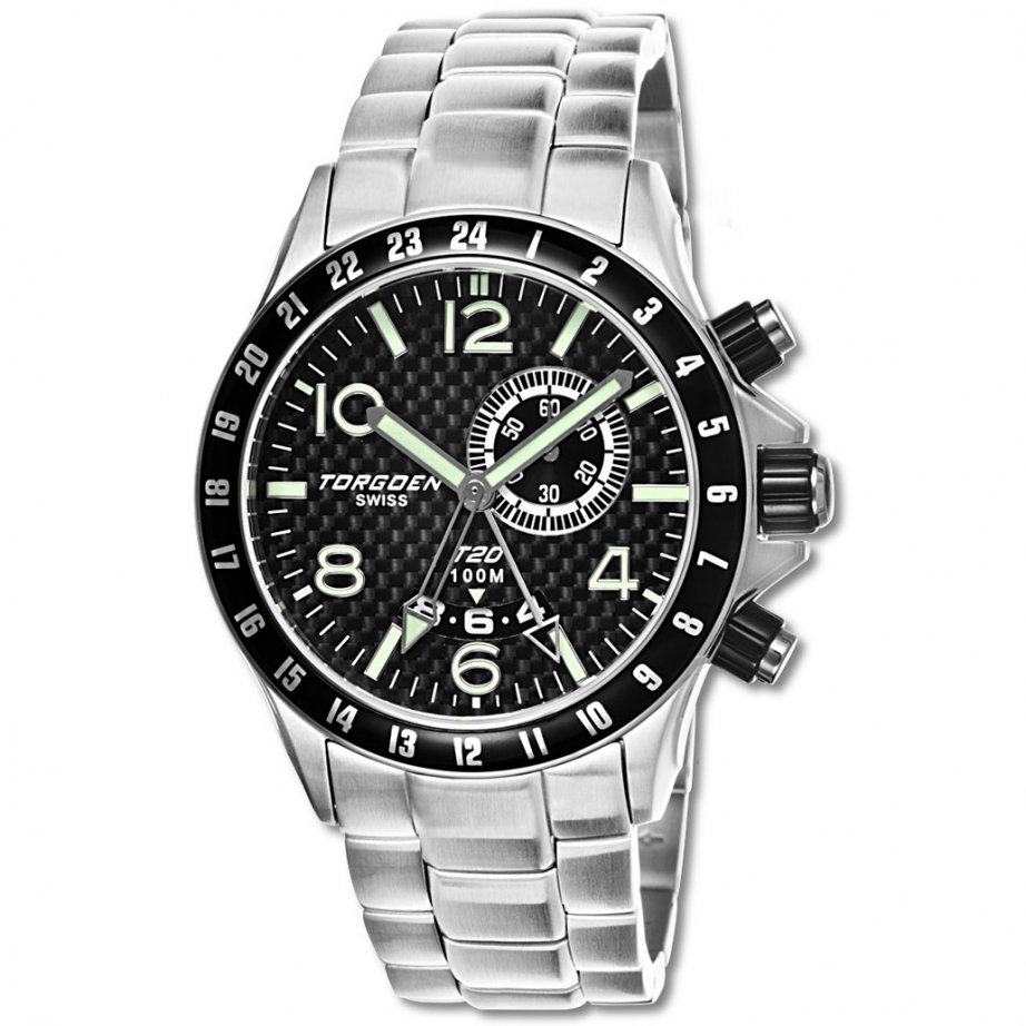 T20205 Torgoen Watch Silver Discounted T20 Watches UK