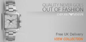 Buy Emporio Armani Watches