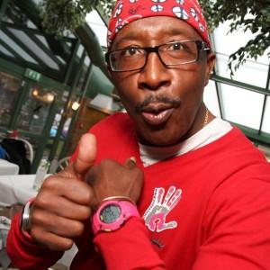 Breo Zone Pink Watch Mr Motivator