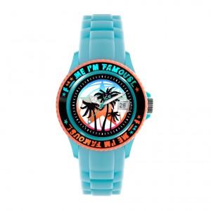 Ice Watch FMIF Turquoise Palm Unisex FM.SS.TEP.U.S.11