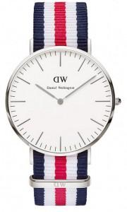 Daniel Wellington mens designer watches