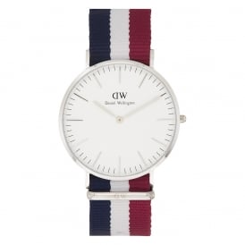 0203DW Classic 40 Nato Cambridge Gents Nylon Watch