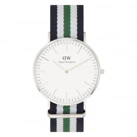 0208DW Classic 40 Nato Nottingham Gents Nylon Watch