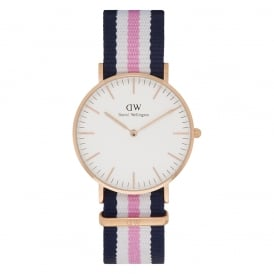 0506DW Classic 36 Nato Southampton Ladies Nylon Watch