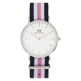 0605DW Classic 36 Nato Southampton Ladies Nylon Watch