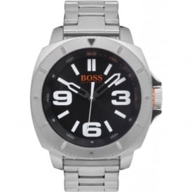 1513161 Silver Stainless Steel Men's Watch