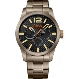 1513313 Mens Grey Stainless Steel Multi-Function Watch