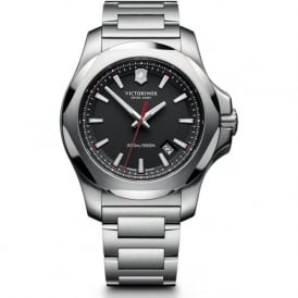 241723.1 I.N.O.X Black Stainless Steel Swiss Watch