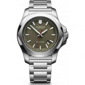 241725.1 I.N.O.X Green Stainless Steel Swiss Watch