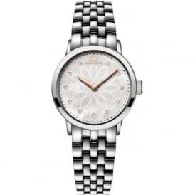 88 Rue Du Rhone 87WA140008 29mm Double 8 Origin Ladies Mother Of Pearl Diamond Watch