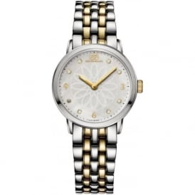 88 Rue Du Rhone 87WA140009 29mm Double 8 Origin Ladies Two Toned Diamond Watch