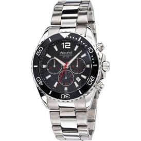 MB946BB Accurist Stainless Steel Men's Watch