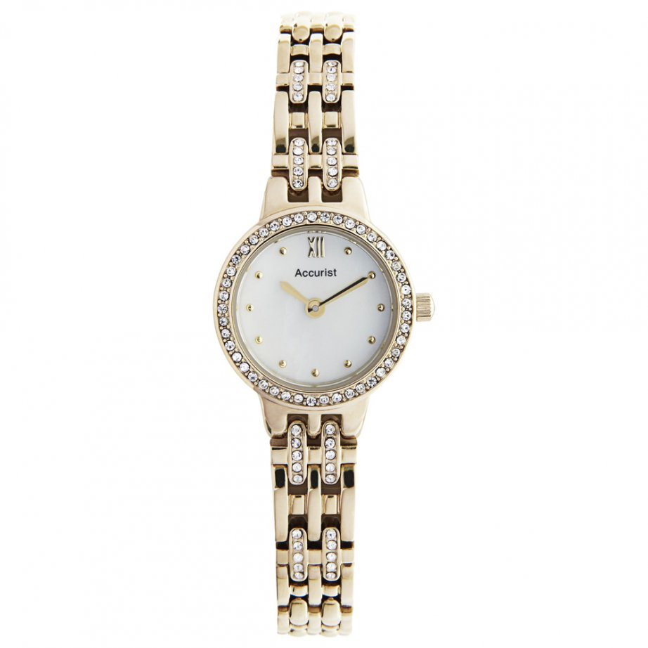 accurist gold tone lb1445 cheapest accurist gold