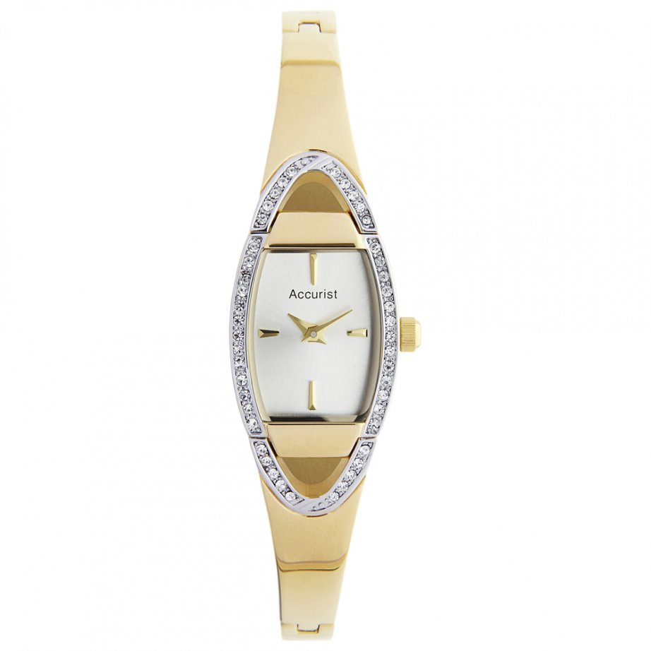 accurist stainless gold lb1456s cheapest accurist