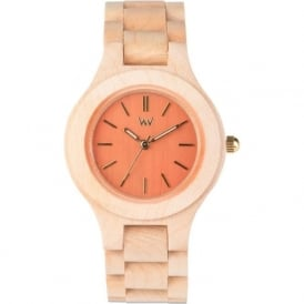 WeWood Antea Beige Passion Ladies Watch