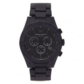AR1458 Black Ceramica Chronograph Men's Watch