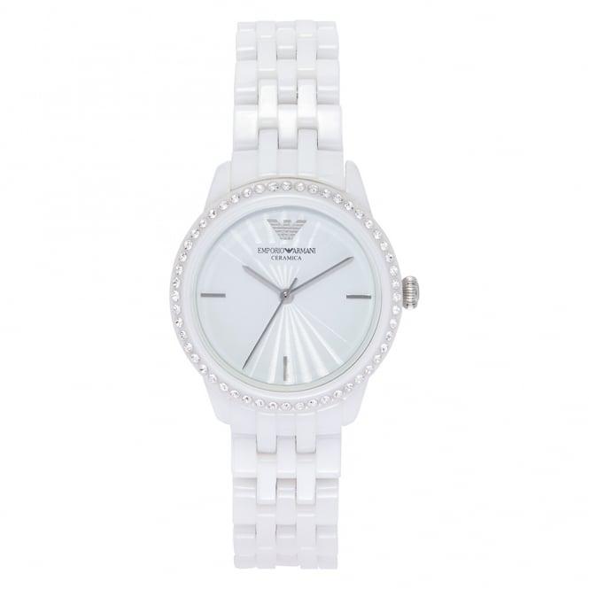 AR1477 Ceramic White Womens Emporio Armani Watch  9fce0fbb22