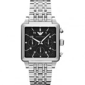 Armani Watches AR1626 Gents Silver Stainless Steel Watch