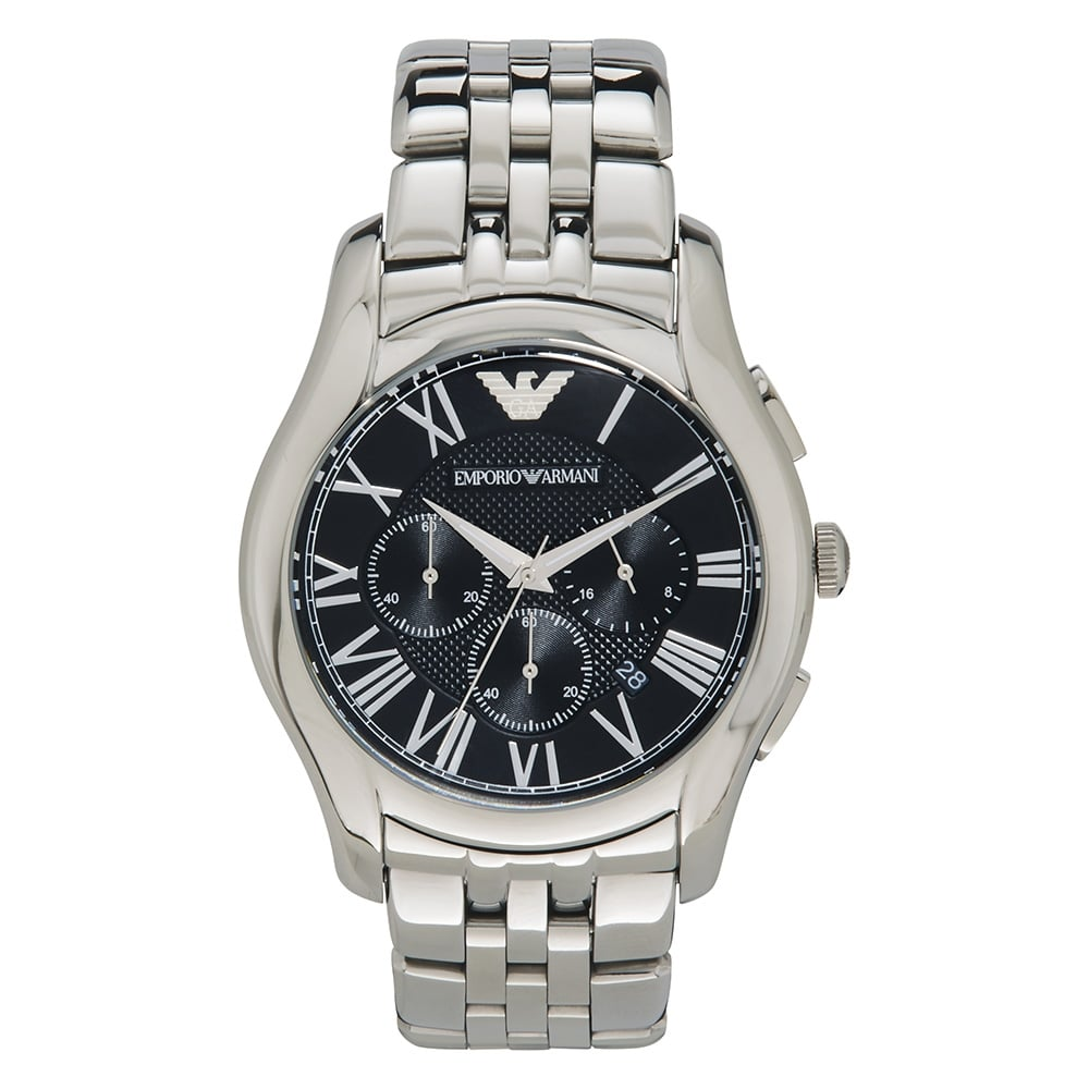 emporio armani mens watch ar1786 buy emporio armani mens watch armani watches ar1786 classic stainless steel mens chronograph watch