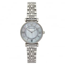 AR1908 Silver Stainless Steel Ladies Watch