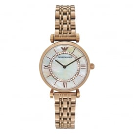 AR1909 Armani Rose Gold Ladies Watch