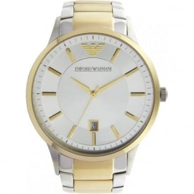 AR2449 Silver Stainless Mens Watch